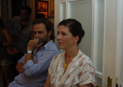 Buchlesung in Belgrad