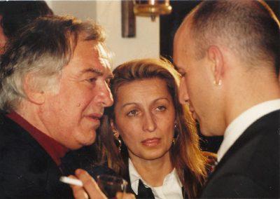 "Buchlesung von ""Na Čijoj je strani Valter"" Belgrad"