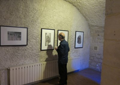 Ausstellung in Paris