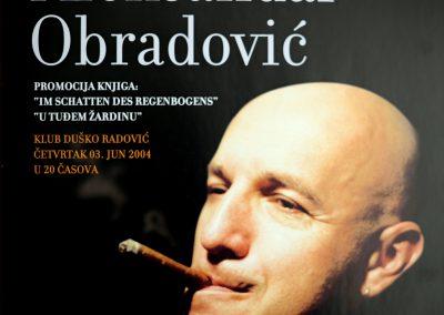 """Krimi """"Im Schatten des Regenbogens"""" Club Duško Radović"""
