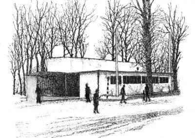 """Künstler Pavillon"""