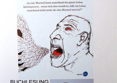 """Buchlesung """"Von Gott und Murmeln"""""""